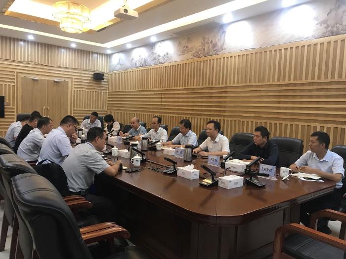 滨海新区召开东湾绿城棚户区改造项目建设推进会