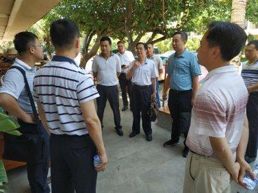 省旅游安全专项督察组至滨海新区进行旅游安全专项检查